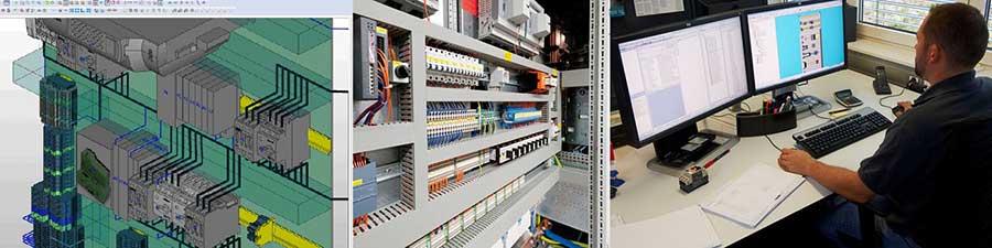 طراحی سه بعدی تابلو برق با استفاده از قابلیت Eplan pro panel